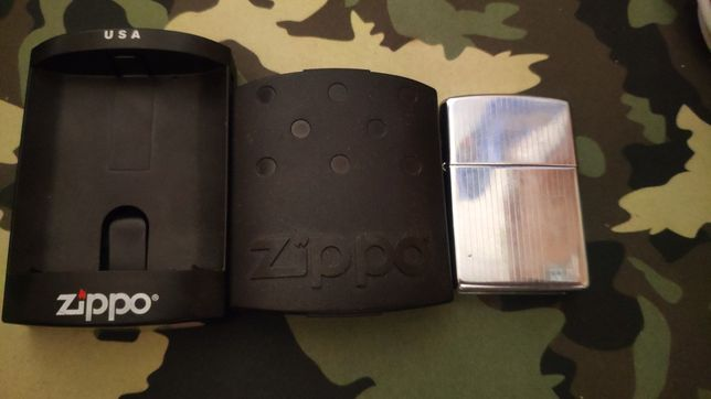 Зажигалка zippo оригинал u.s.a.