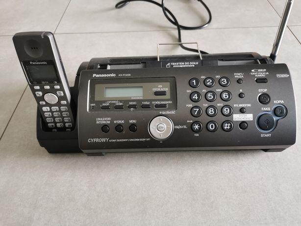 Nowy Fax Panasonic