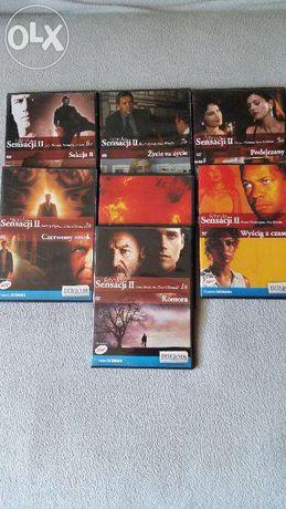 Filmoteka Dziennika - Filmy DVD - Fabryka Sensacji II