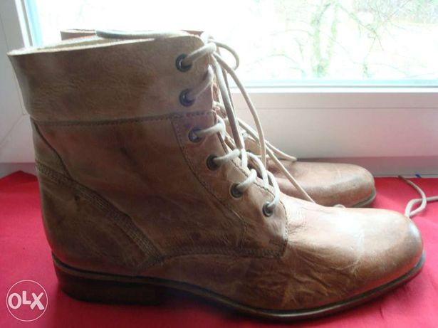 Мужские ботинки Eram 42 (стелька 28.5) нат . кожа распродажа