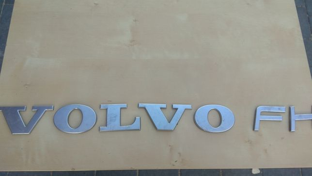 Napis Literki Volvo fh
