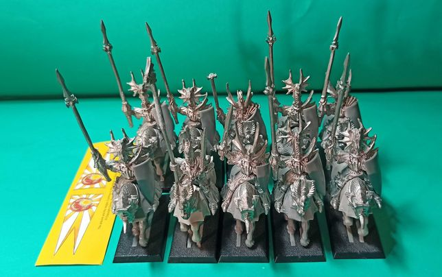 High Elves Wysokie Elfy Warhammer Age of Sigmar