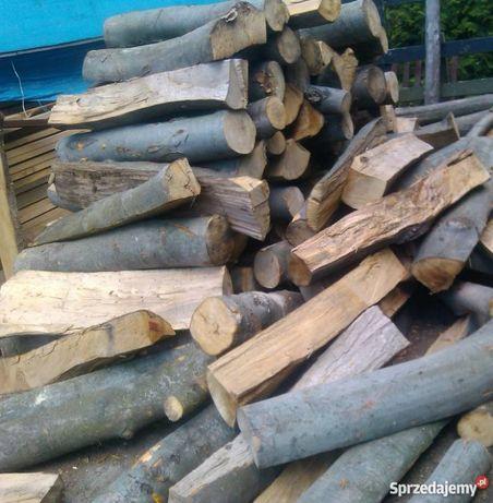 drewno kominkowe opałowe metry buk