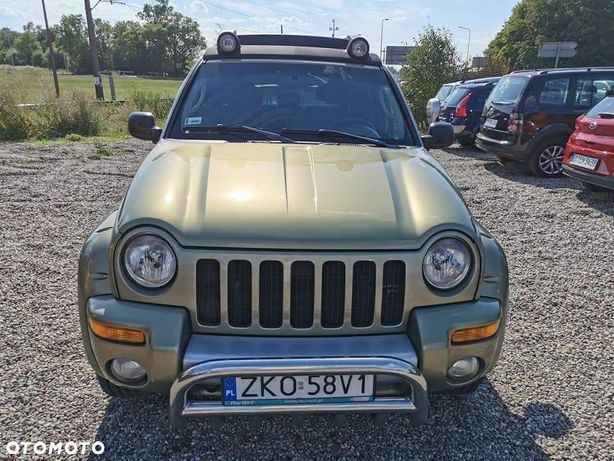 Jeep Cherokee Jeep Liberty Renegade