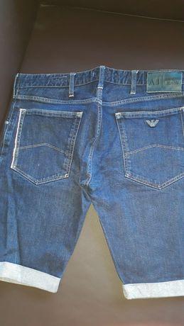 Spodnie Armani Jeans roz 32