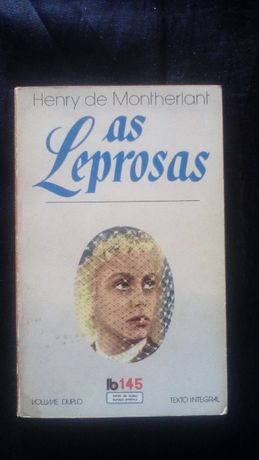As Leprosas, de Henry de Montherlant