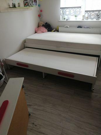 PILNIE!!! Łóżko 90x200 podwójne REPLAY wysuwane z Agata meble