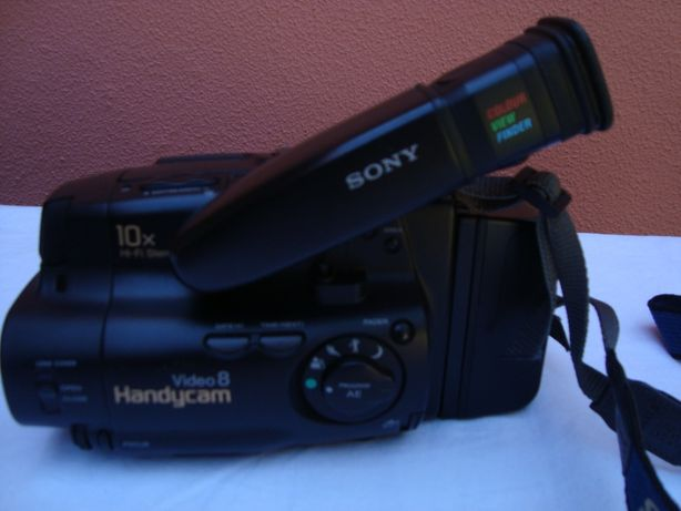 Câmara de filmar Sony Handycam Video 8
