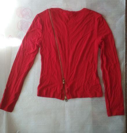 Яркая оригинальная блуза для девочки/девушки (х/б, 40-42)