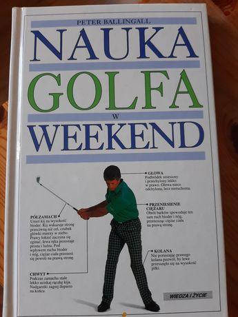 Nauka golfa w weekend