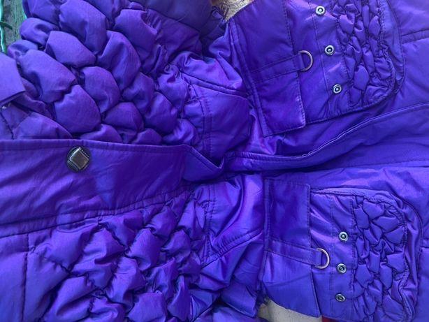 Зимняя курточка,куртка на девочку на зиму
