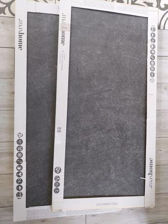 Kfelki ciemny grafit zestaw 120x60 + 60x60