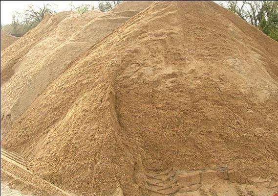 Piasek zasypowy/kopany/fundamenty