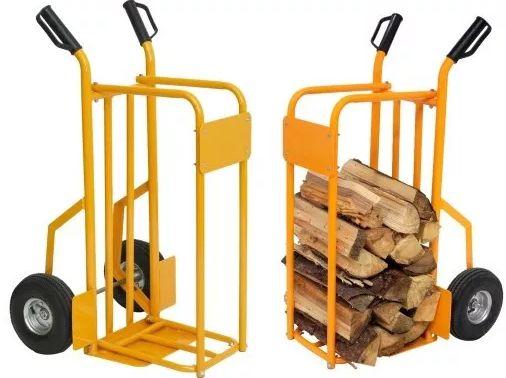 Wózek transportowy na drewno 200 kg