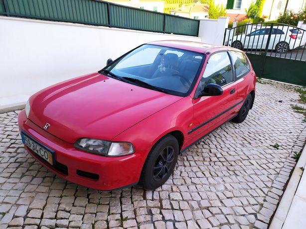 Honda Civic 1.5 LSI GPL