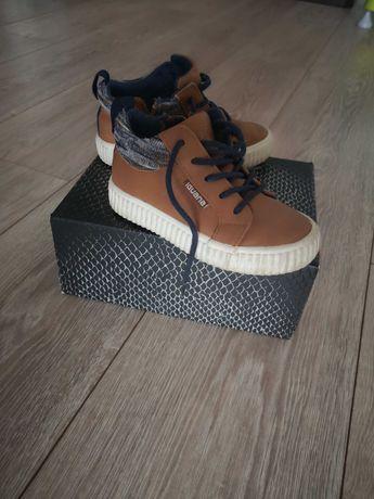 Buty chłopięce IGUANA.