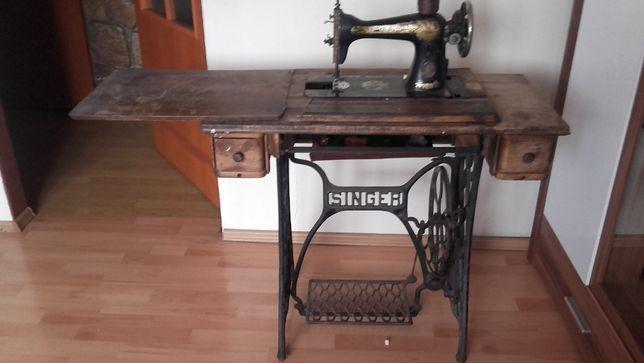 Maszyna do szycia SINGER antyk