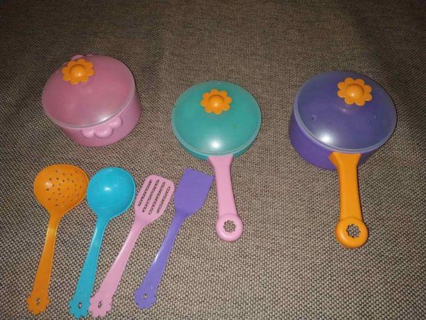 Набор детской посуды