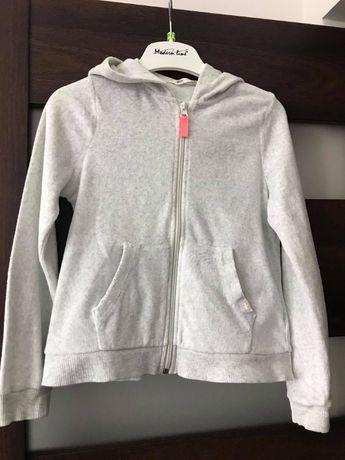 Bluza rozpinana H&M ROZ. 140 STAN IDEALNY