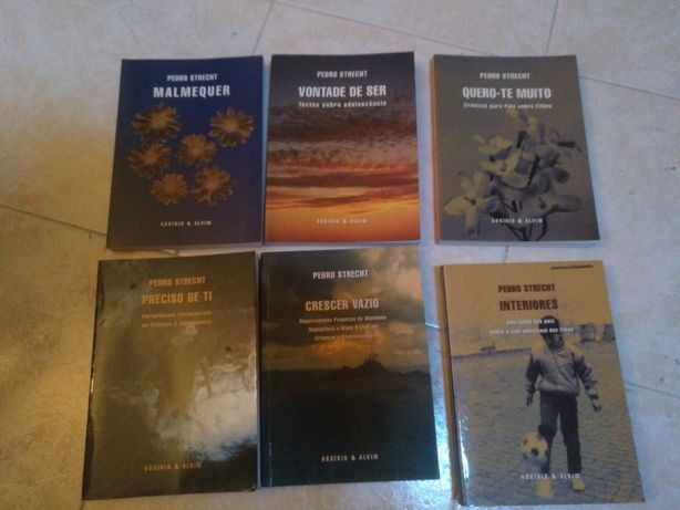 Livros de Pedro Strecht - Crescer Vazio