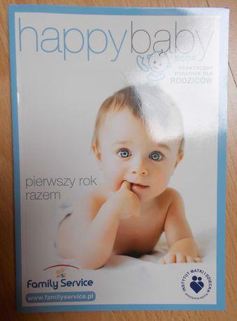 Happy Baby poradnik Pierwszy rok razem + gratis
