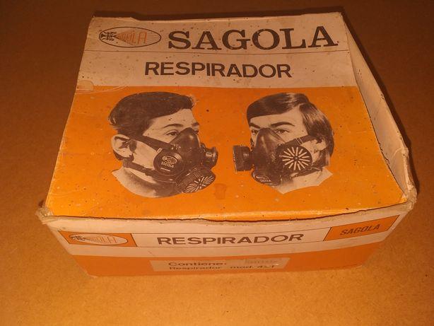 Respirador sagola antigo