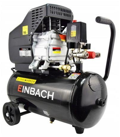 Компрессор воздушный поршневой EINBACH 24 л. 2.5 кВт 210л/мин•Poland