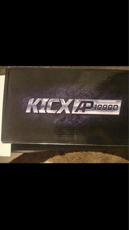 1-канальний підсилювач Kicx AP 1000D