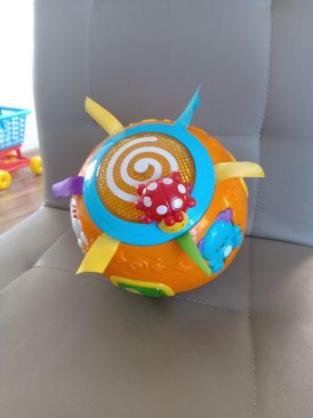 Kula hula zabawka interaktywna