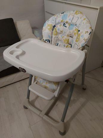 Krzeselko fotelik do karmienia  uniwersalny