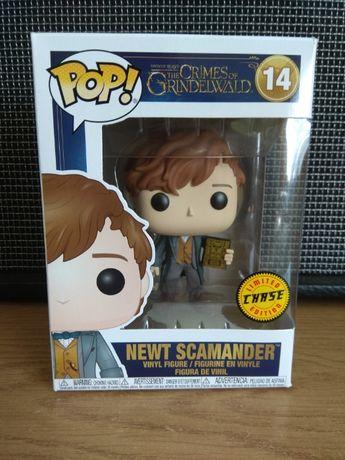 #14 Newt Scamander CHASE Harry Potter Fantastyczne zwierzętaFunko POP