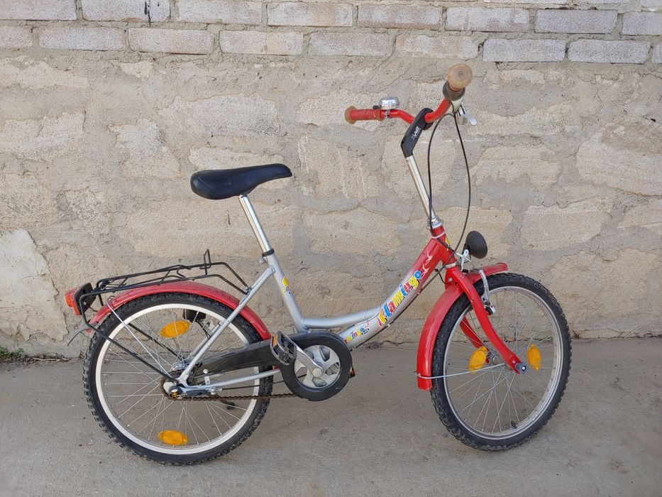 Flamingo kids rower kola 20 jak składak 3 przeżutki