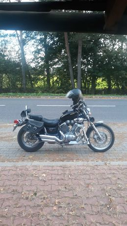 motor yamaha 535