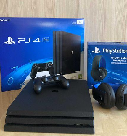 Sony PlayStation PS4 PRO Zestaw