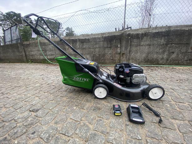 Corta relva gasolina Motor briggs ARRANQUE ELETRICO