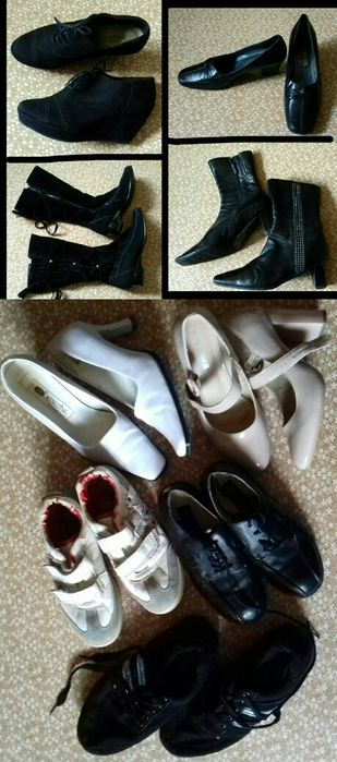 Сапоги ботинки туфли кроссовки ботильоны сапожки ботиночки кожаные Каменец-Подольский - изображение 1