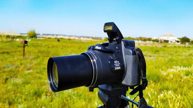 Nikon P530+Сумка в Подарок!+42Крат Зум,Фотоаппара,не Canon,Sony