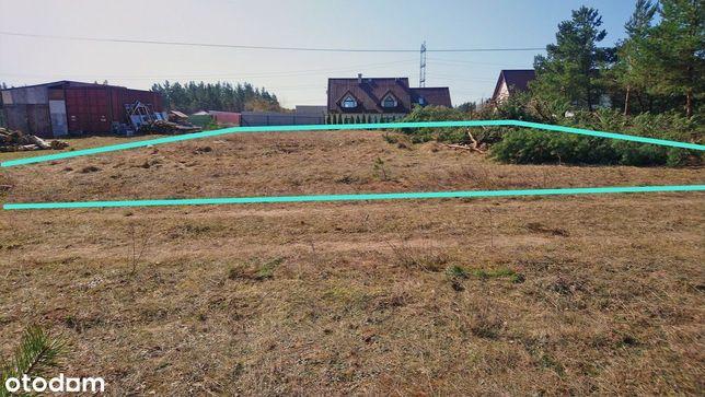 Działka Budowlana Kowalewo 27km Gdynia Nowa S6 7km