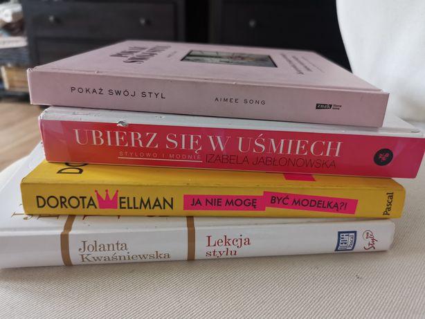Pokaż swój styl, zestaw książek kreowanie stylu