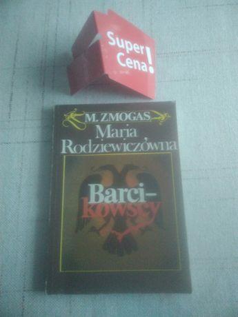 """książka """" Barcikowscy"""" Maria Rodziewiczówna"""