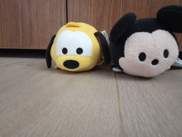 Miki i Pluto maskotki