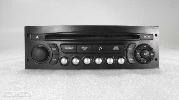 Auto-Rádio (Cd) Peugeot 207 Van (Wa_, Wc_)