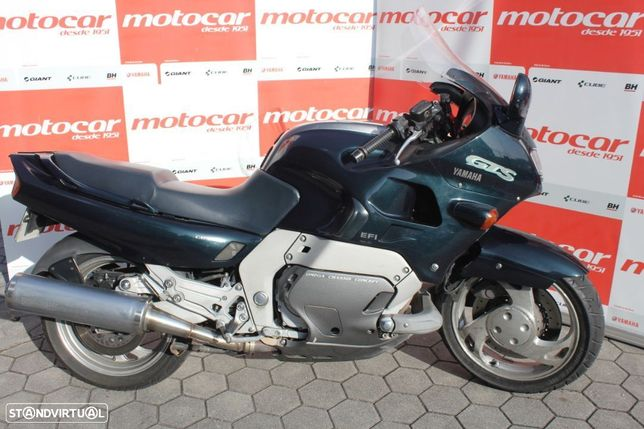 Yamaha GTS  1000 ABS EFI OMEGA