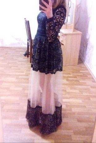 Платье випускное/вечернее на Новый год