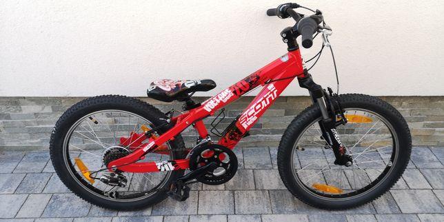 Śliczny rower Scott koła 20 cali dla dziecka ok.4-7
