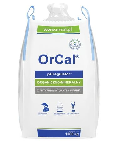nawóz organiczno-mineralny Orcal