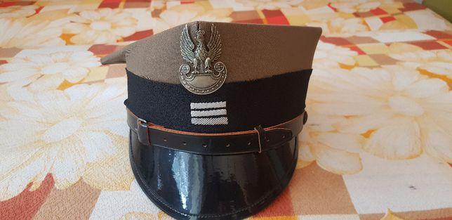 Rogatywka WP Wojsk Lądowych starszy kapral Rozmiar 57