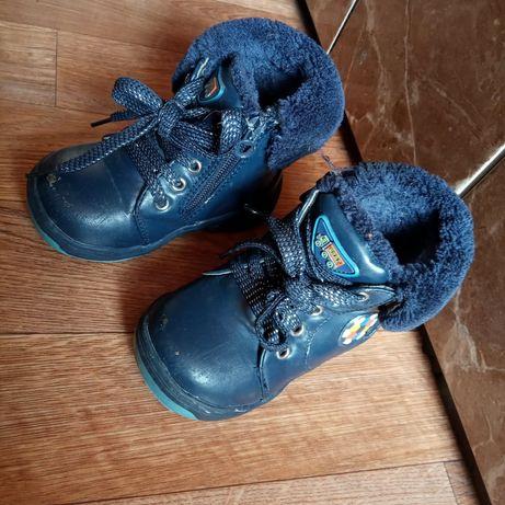 Зимові сапожечки