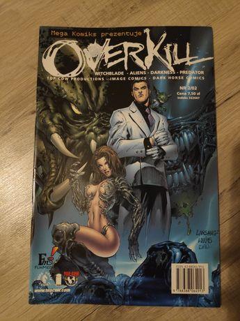 Komiks Overkill (funmedia)