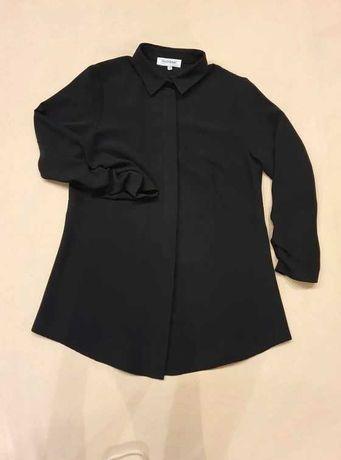 Koszula czarna elegancka Ulubione 36